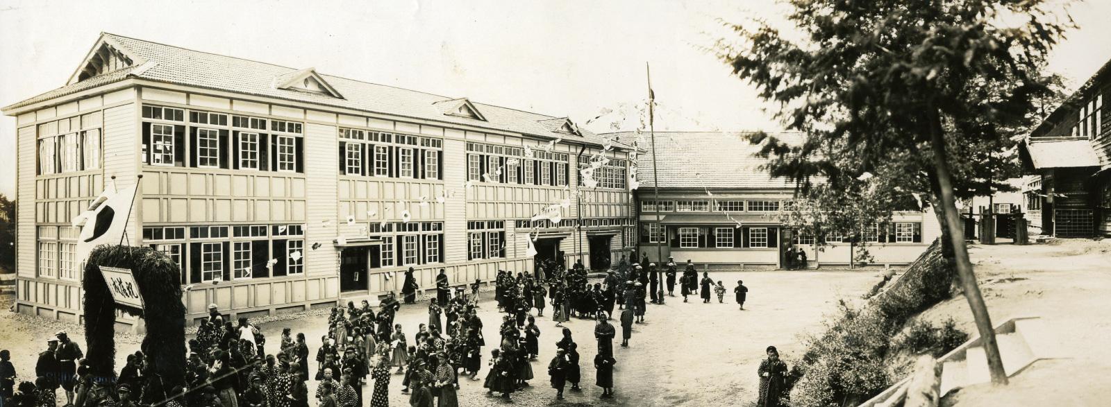 旧島田小学校