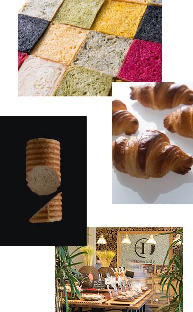 香りを奏でるパン工房
