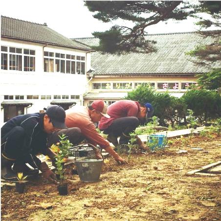 農業・外構活動
